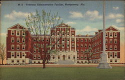 Veterans Administration Facility in Montgomery