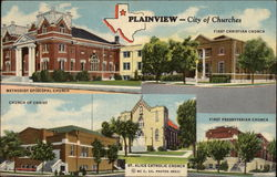 Plainview, the City of Churches