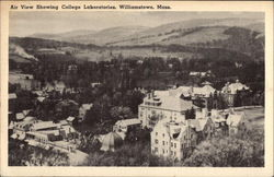 Air View showing College Laboratories