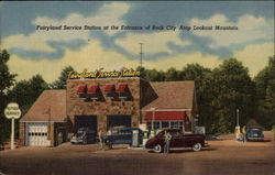 Fairyland Service Station, Rock City