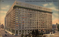 DuPont Hotel and Nemours Building