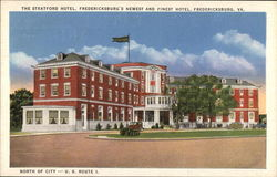 The Stratford Hotel, North of City - U. S. Route 1