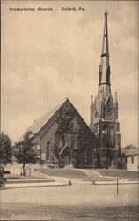 Presbyterian Church Postcard