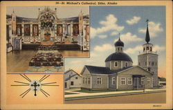 St. Michael's Cathedral in Sitka