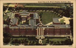 Aerial View of St. Mary's Hospital