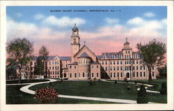 Sacred Heart Academy in Springfield, Illinois