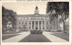 Wallace Hall, Monmouth College