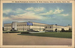 Bendix Westinghouse Automotive Air Brake Company, Office and FActory