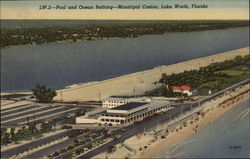 Pool and Ocean Bathing--Municipal Casino