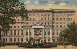 Foley Hall, St. Mary-of-the-Woods College
