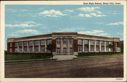 East High School
