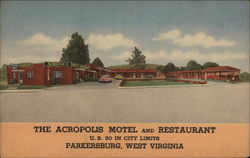 The Acropolis Motel and Restaurant