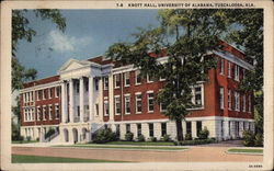 Knott Hall, University of Alabama