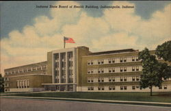 Indiana State Board of Health Building