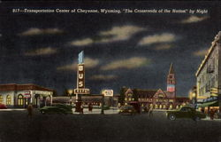 Transportation Center of Cheyenne