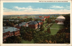 Part of the University of Illinois Buildings