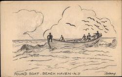 Pound Boat