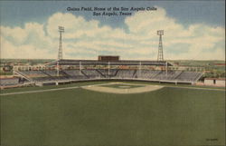 Guinn Field, Home of the San Angelo Colts