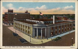 U. S. Post Office and Ohio Power Co. Building