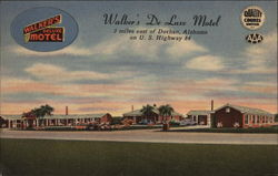 Walker's De Luxe Motel