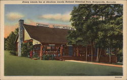 Nancy Lincoln Inn at Abraham Lincoln National Historical Park Postcard