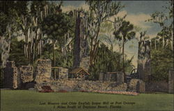 Lost Mission and Olde English Sugar Mill