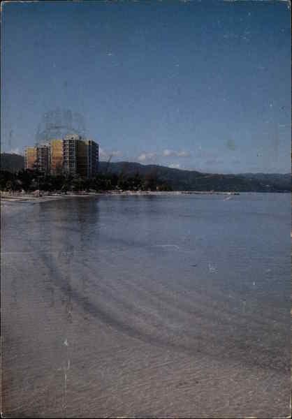 Seawind Beach Resort Montego Bay Jamaica