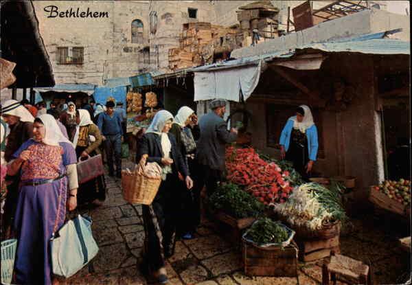 Paypal Com Login >> Market Place Bethlehem, Israel Middle East