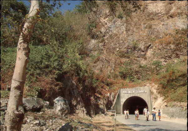 Malinta Tunnel Corregidor Philippines Southeast Asia