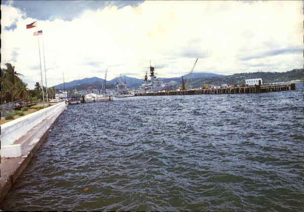 Bay Area Subic Bay Philippines Southeast Asia