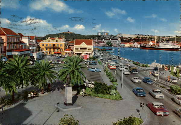 Brion - Square, Willemstad Curacao Netherland Antilles