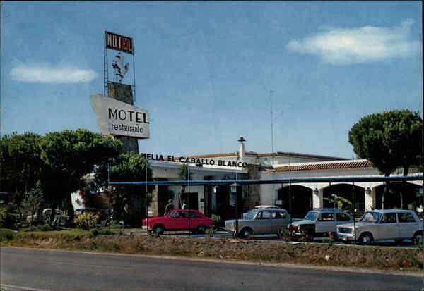 Motel el caballo blanco puerto de santa maria mexico - Taxi puerto de santa maria ...