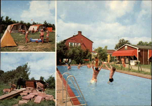 Panorama Camping Colmont, With Campground Views Voerendaal Netherlands