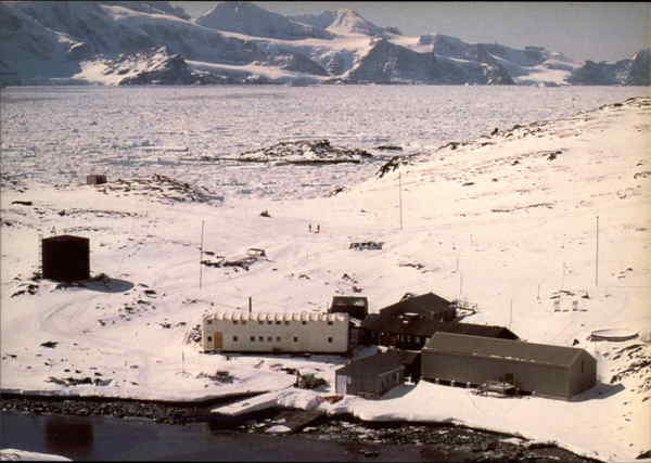 Signy Station, South Orkney Islands Antarctica