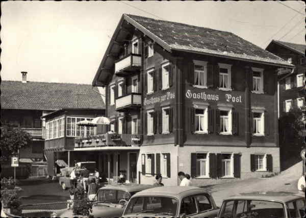 Restaurant and Pension Gasthaus Post Pany Germany