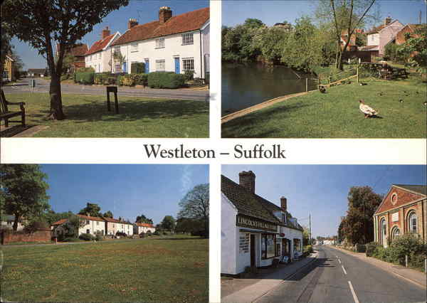Views of Westleton England