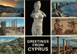 Greetings from Cyprus