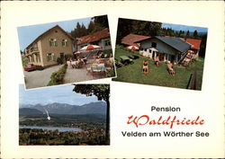 Pension Waldfriede - Velden am Wörther See