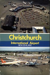 Christchurch International Airport, New Zealand