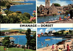 Views of Swanage, Dorset