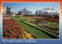 The Carpet Gardens Postcard