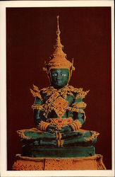 The Image of the Emerald Buddha