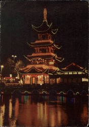 The Chinese Tower in Tivoli