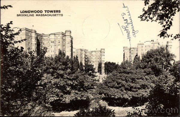 Longwood Towers Brookline Massachusetts