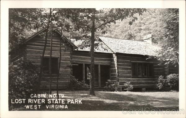 Cabin No T9 Lost River State Park Other West Virginia Cities