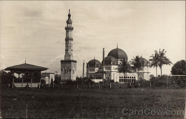 Mosque or Temple Buildings