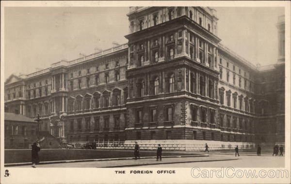 The Foreign Office London England
