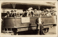 Golden State Transportation Co. Trolley