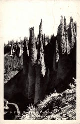 Sand Creek Pinnacles