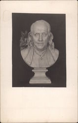 Marble Bust of Benjamin Franklin